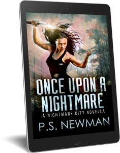 Once Upon A Nightmare (A Nightmare City Novella)