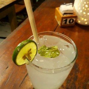 Lime Juice.