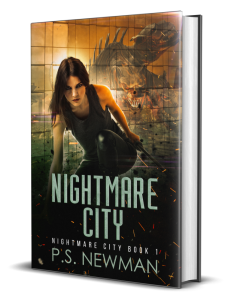 Nightmare City book