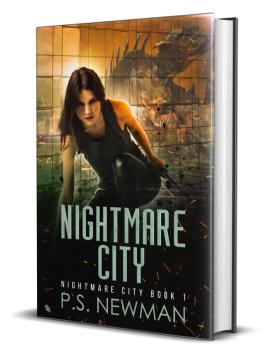 Nightmare City book